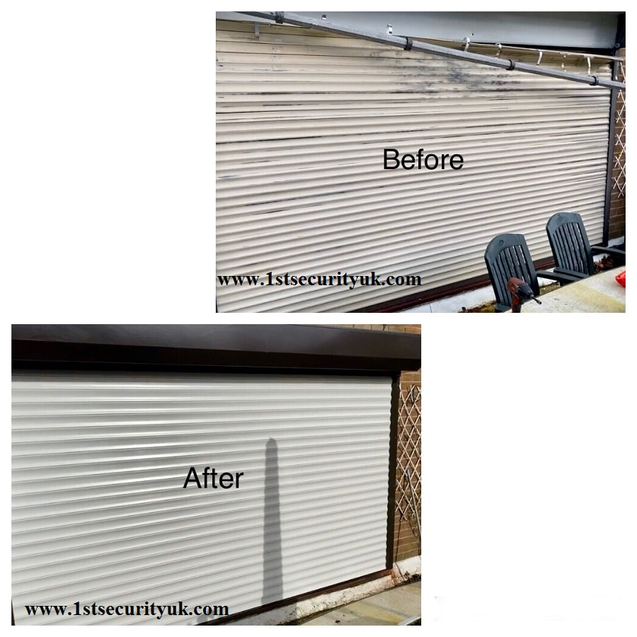 home security shutters